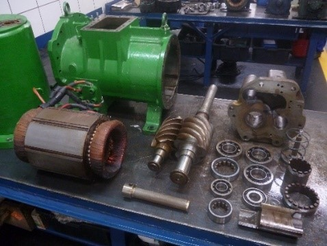 Retifica Compressores
