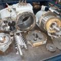 Retifica compressor carlyle