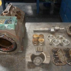 Recondicionamento de compressor