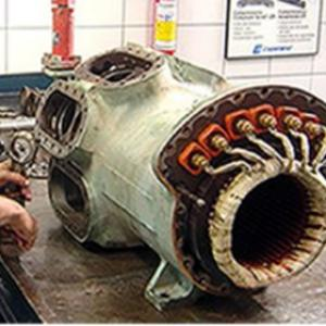 Retifica compressor hitachi