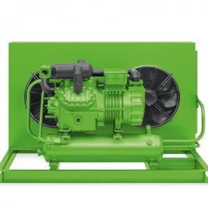 Unidade condensadora para refrigeração