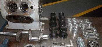 Retifica compressor sabroe